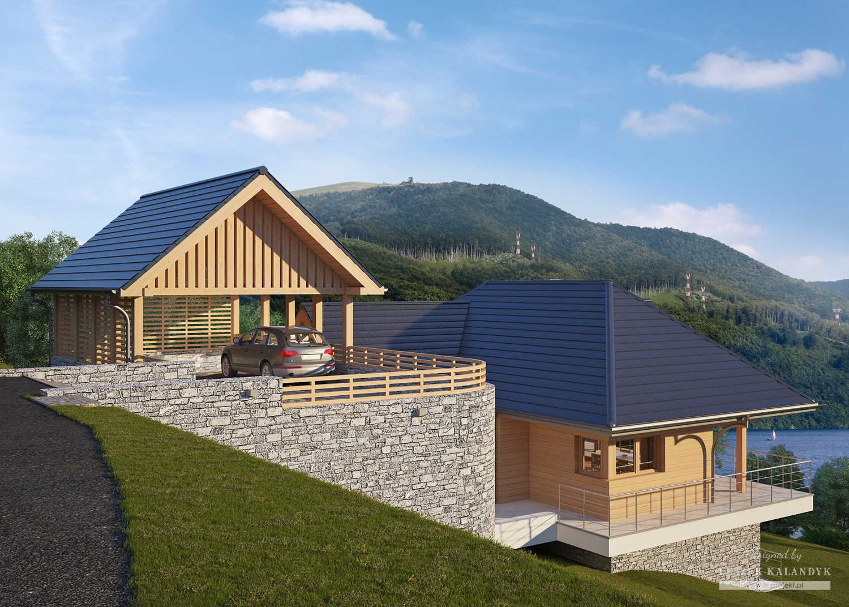 Projekt domu LK&1204