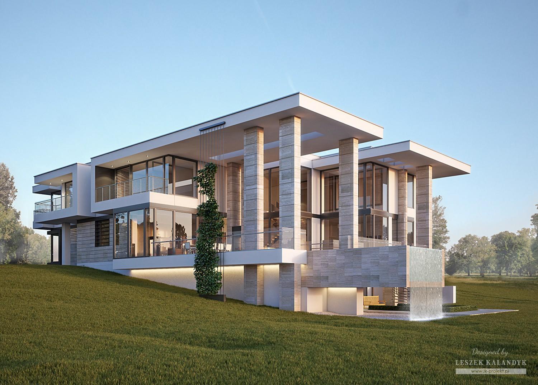 Projekt domu LK&1190