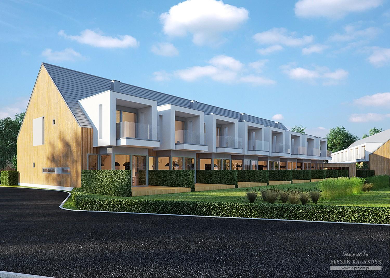 Projekt domu LK&1217