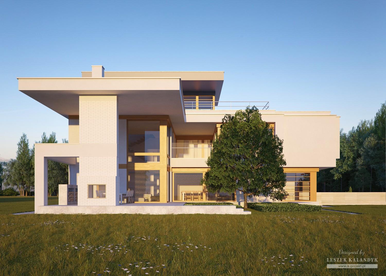 Projekt domu LK&1225