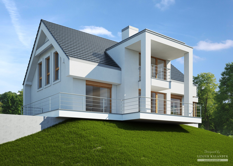 Projekt domu LK&1228