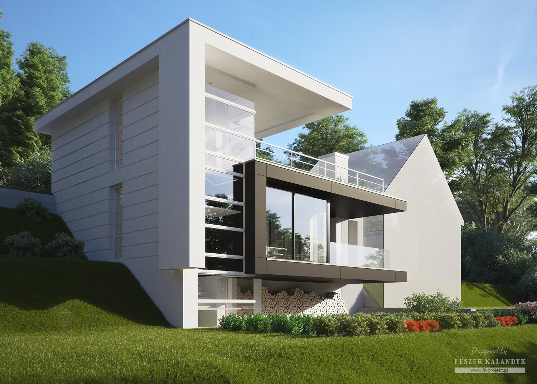 Projekt domu LK&1262