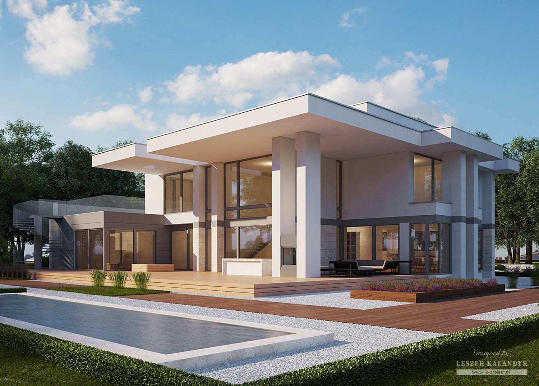 Projekt domu LK&1219