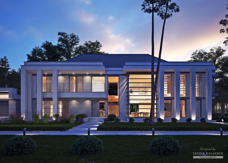 Projekt domu LK&1264