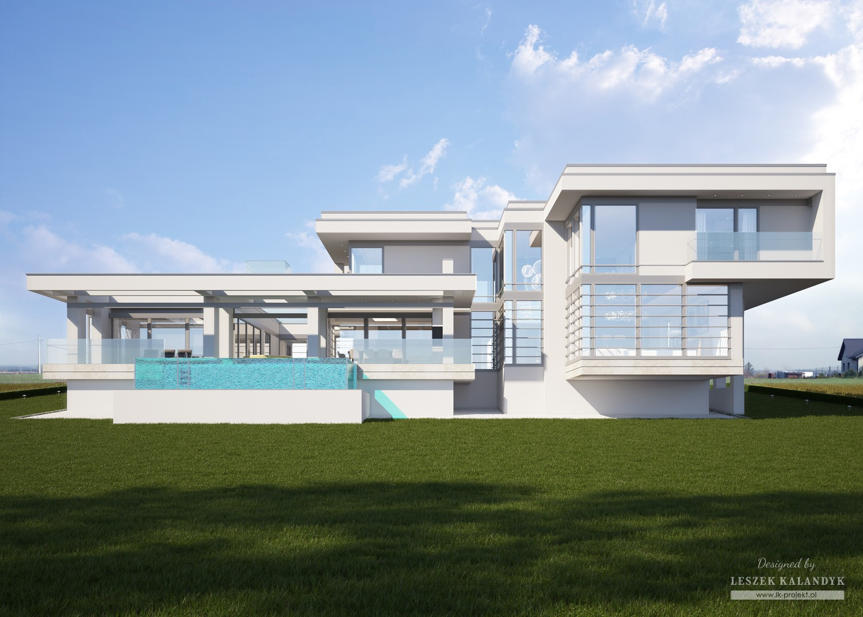 Projekt domu LK&1265