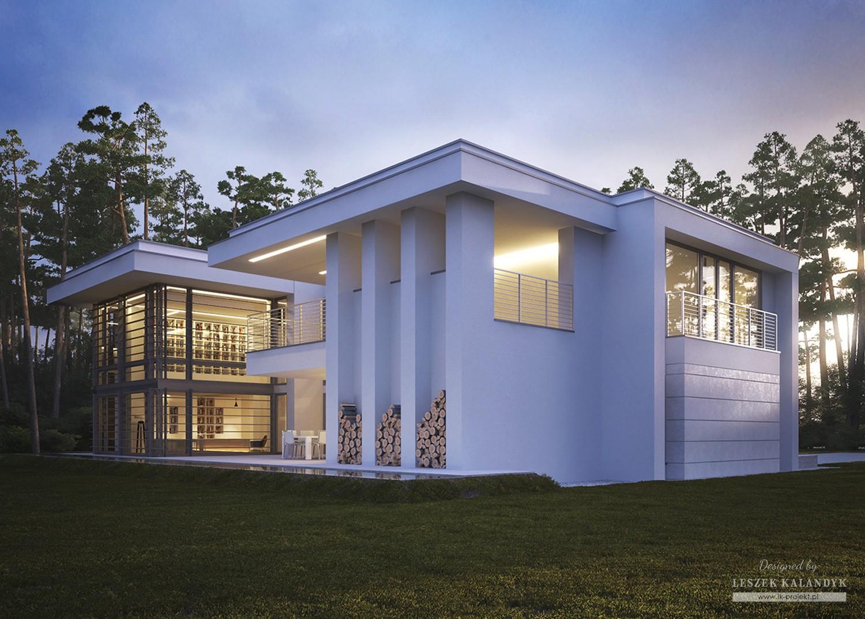 Projekt domu LK&1270