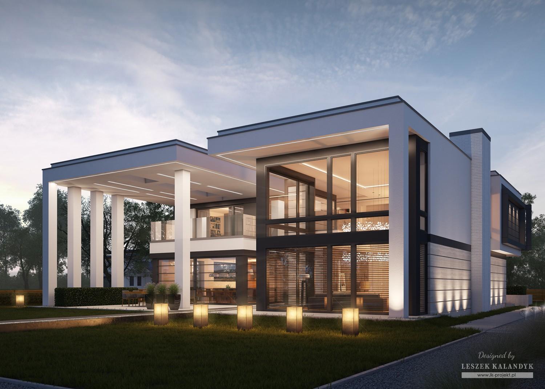 Projekt domu LK&1274