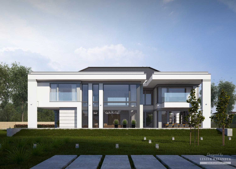Projekt domu LK&1281