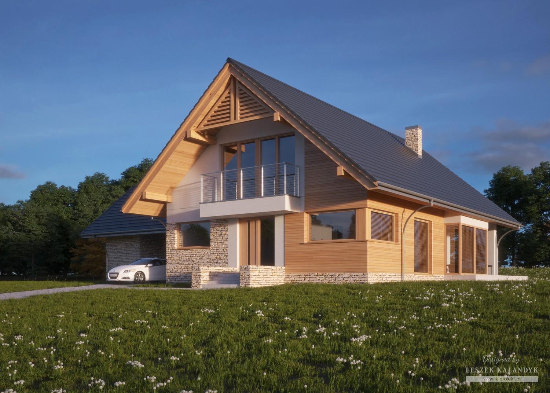 Projekt domu LK&1311