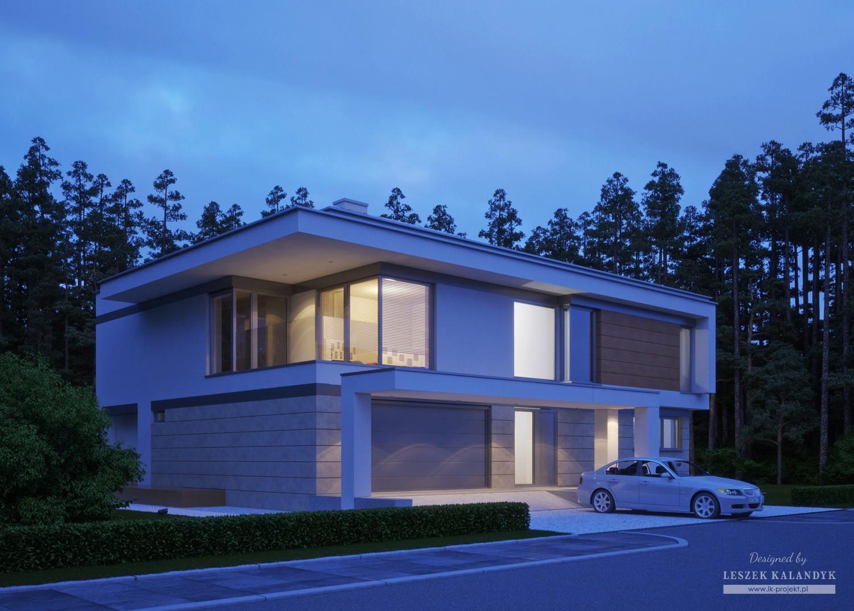 Projekt domu LK&1305