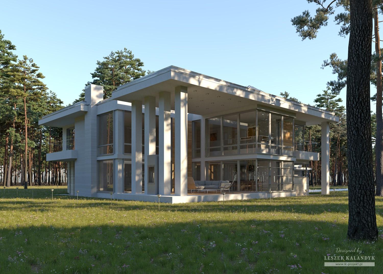 Projekt domu LK&1310
