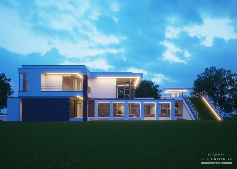 Projekt domu LK&1309