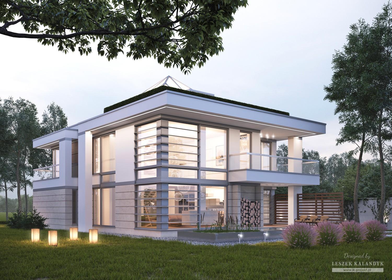 Projekt domu LK&1298