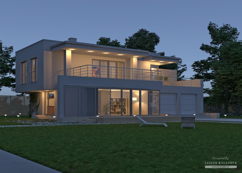 Projekt domu LK&802