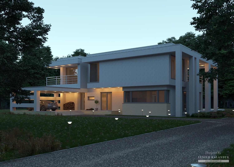 Projekt domu LK&1307