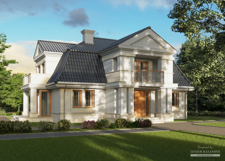 Projekt domu LK&792