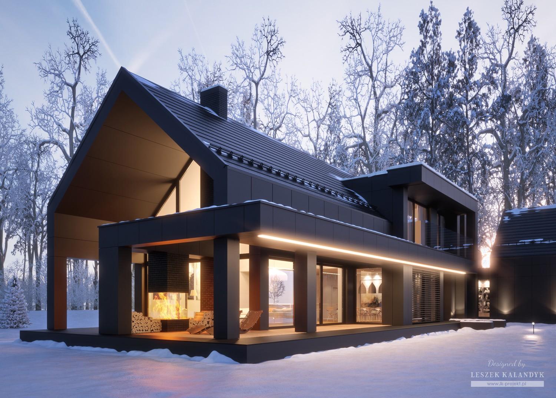 Projekt domu LK&1324