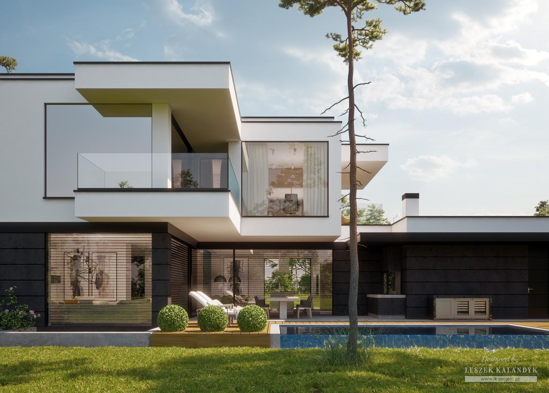 Projekt domu LK&1314