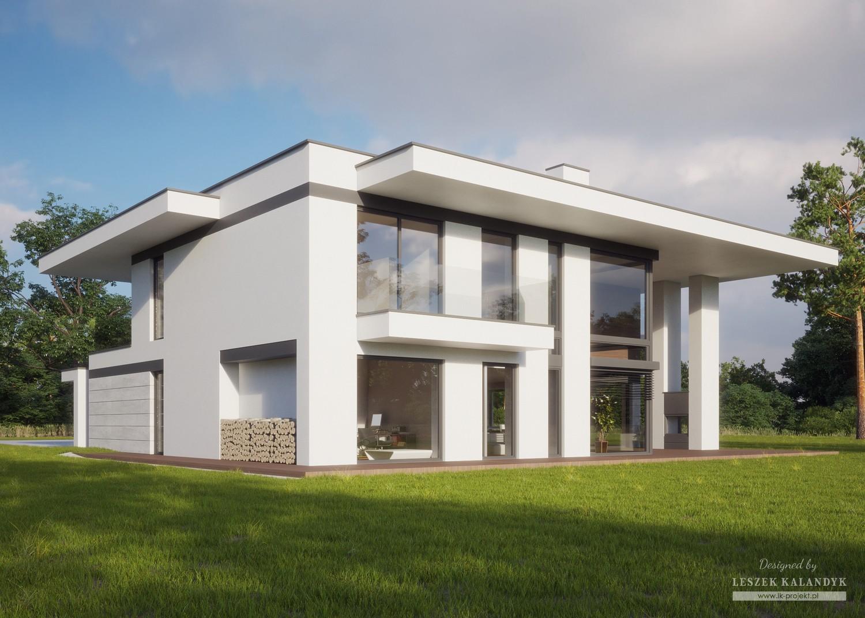 Projekt domu LK&1341