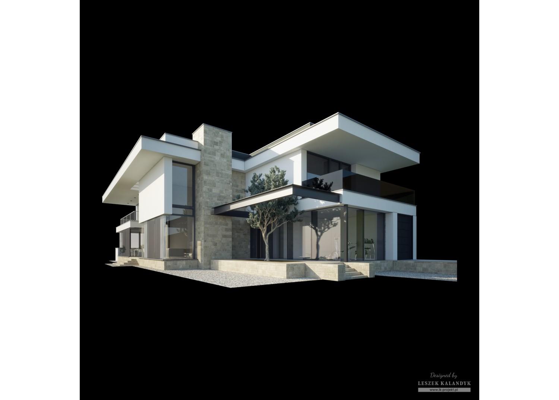 Projekt domu LK&1150