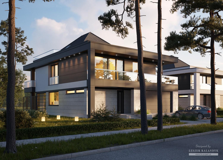 Projekt domu LK&1340