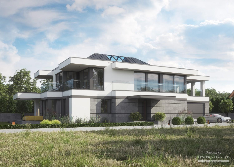 Projekt domu LK&1494