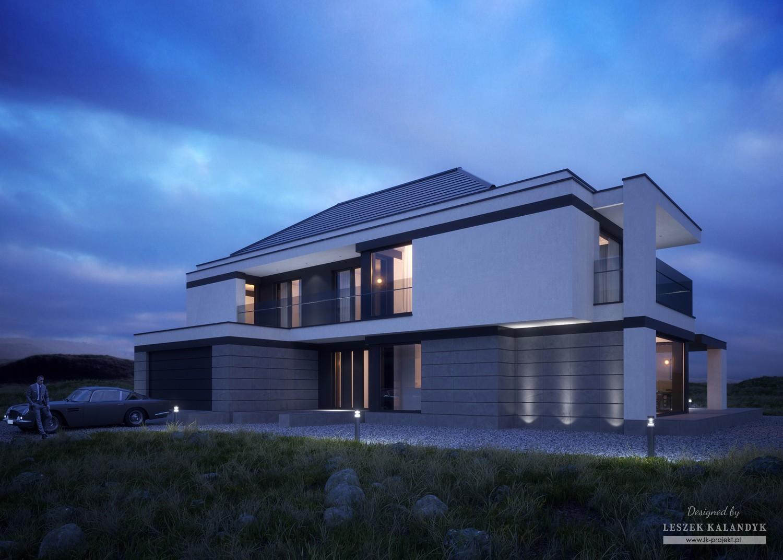 Projekt domu LK&1363