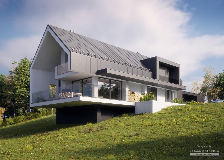 Projekt domu LK&1381