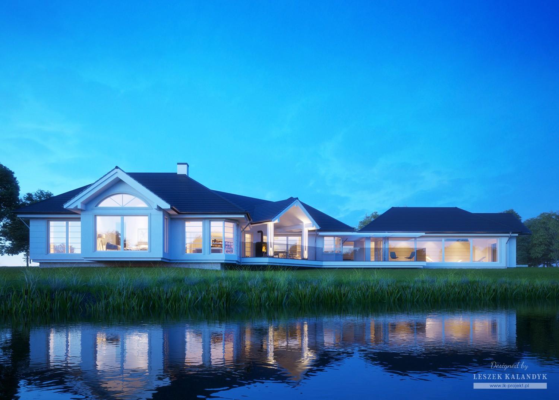Projekt domu LK&1379