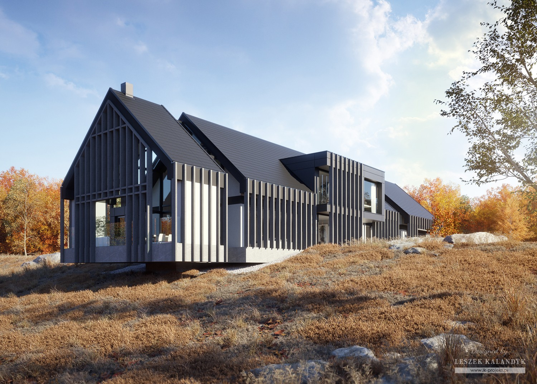 Projekt domu LK&1394