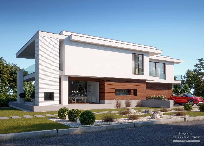 Projekt domu LK&1368