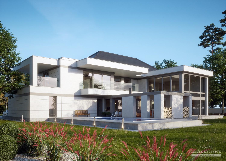 Projekt domu LK&1387