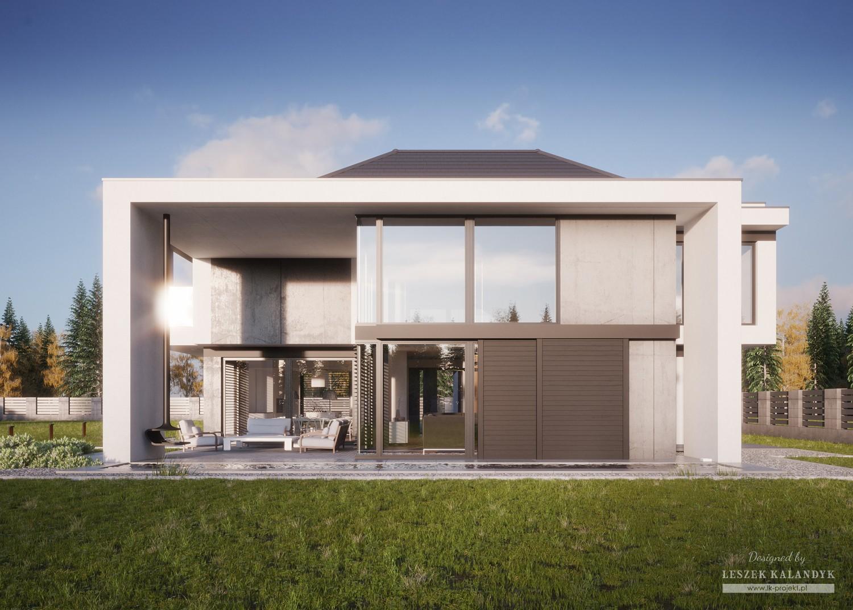 Projekt domu LK&1423
