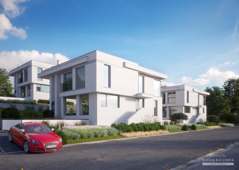 Projekt domu LK&1374
