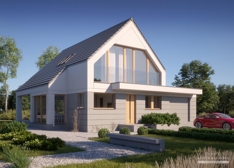 Projekt domu LK&1424