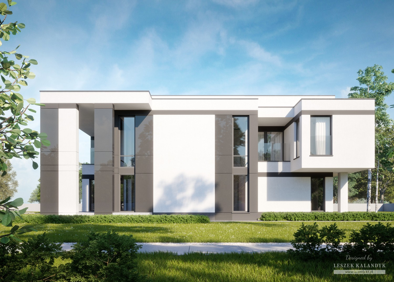 Projekt domu LK&1422