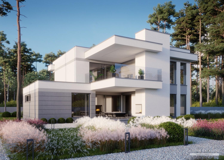 Projekt domu LK&1427