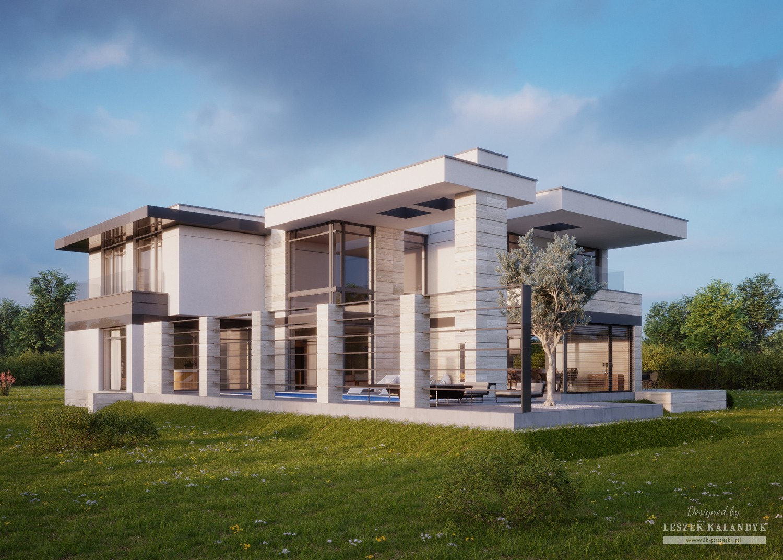 Projekt domu LK&1431