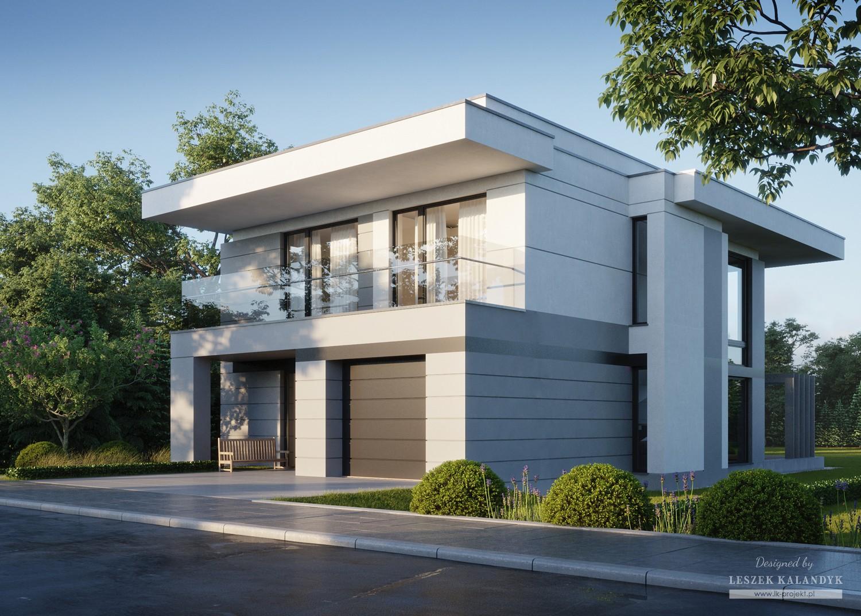 Projekt domu LK&1432