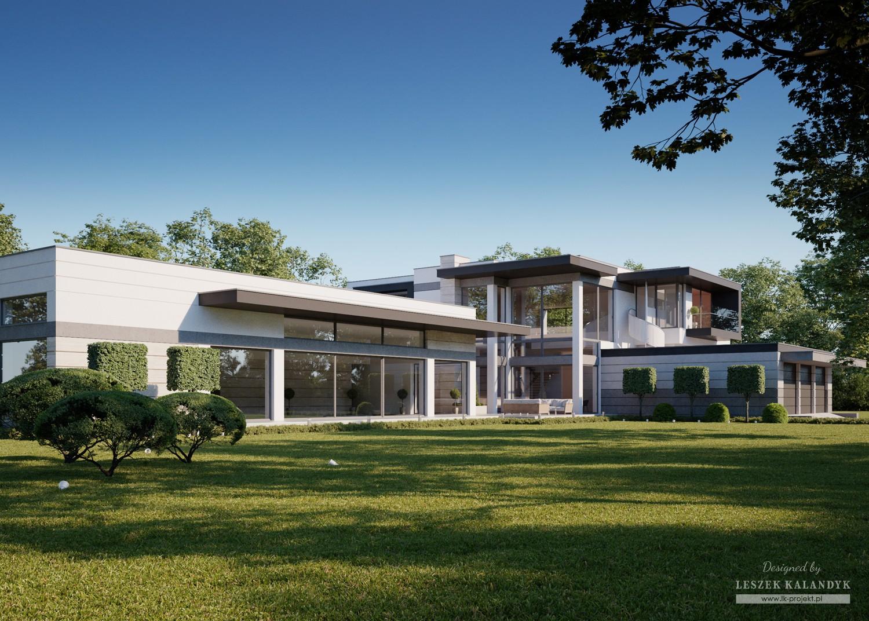Projekt domu LK&1444