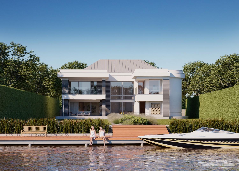 Projekt domu LK&1436