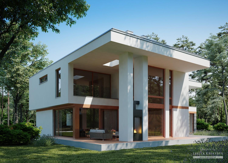 Projekt domu LK&1441