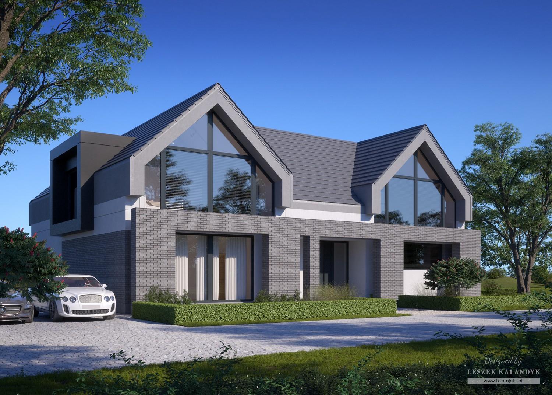 Projekt domu LK&1443