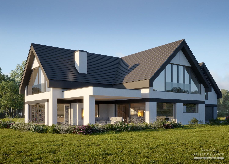 Projekt domu LK&1452
