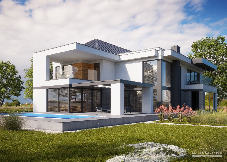 Projekt domu LK&1434