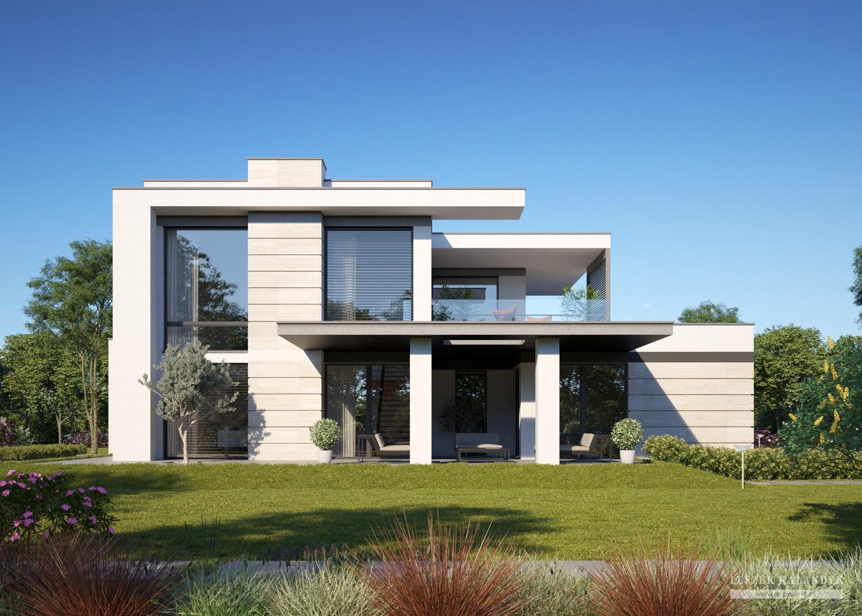 Projekt domu LK&1455