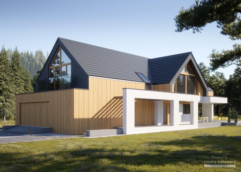 Projekt domu LK&1479