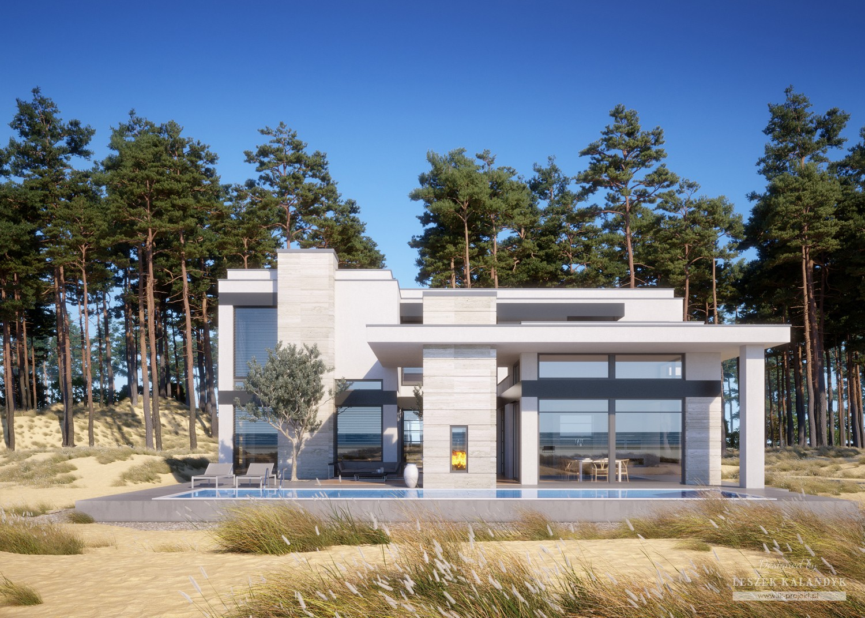 Projekt domu LK&1485