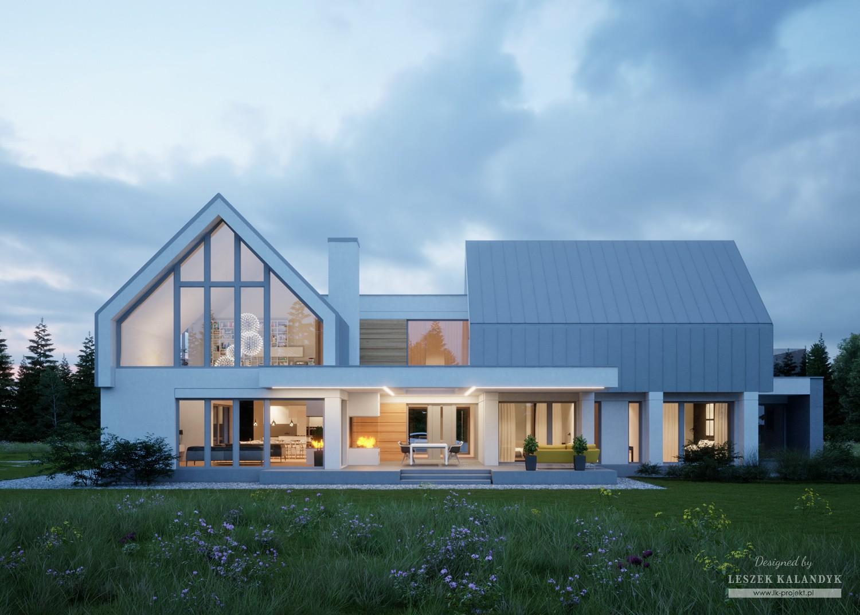 Projekt domu LK&1490