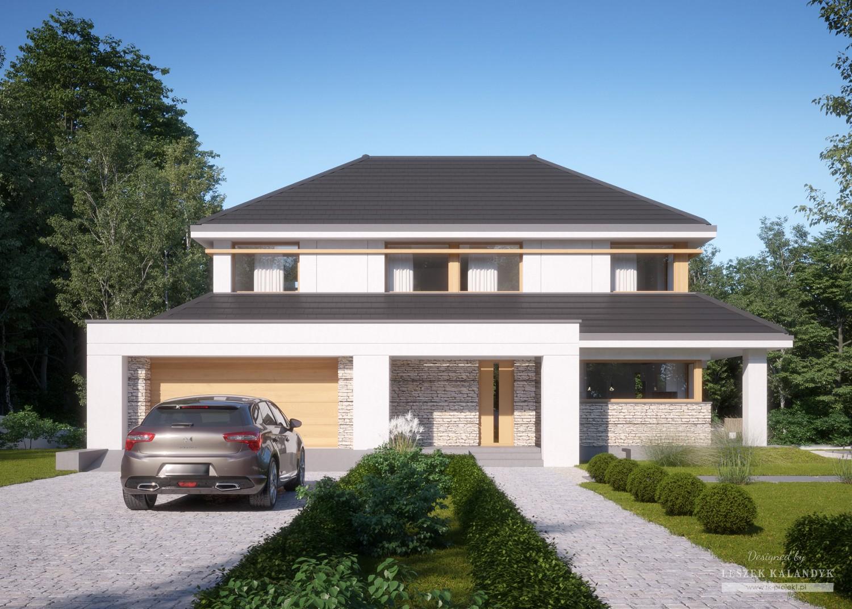 Projekt domu LK&1471